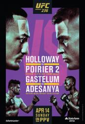 UFC 236 - HOLLOWAY VS. POIRIER