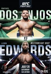 UFC on ESPN 4 - DOS ANJOS VS. EDWARDS