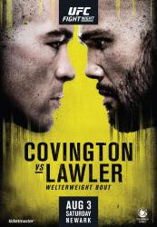 UFC on ESPN 5 - COVINGTON VS. LAWLER