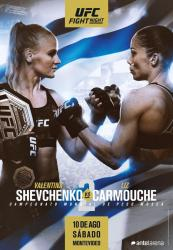 UFC on ESPN+ 14 - SHEVCHENKO VS. CARMOUCHE II