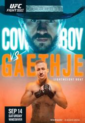 UFC on ESPN+ 16 - CERRONE VS. GAETHJE