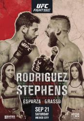 UFC on ESPN+ 17 - RODRIGUEZ VS. STEPHENS