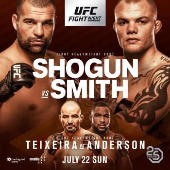 UFC FIGHT NIGHT 134 - SHOGUN VS. SMITH
