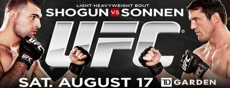 UFC FIGHT NIGHT 26 - SHOGUN VS. SONNEN