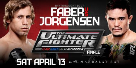 TUF 17 - THE ULTIMATE FIGHTER 17 FINALE