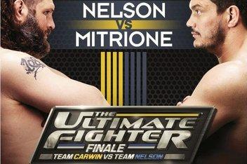 TUF 16 - THE ULTIMATE FIGHTER 16 FINALE