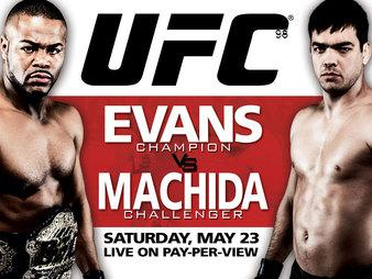 UFC 98 - EVANS VS. MACHIDA