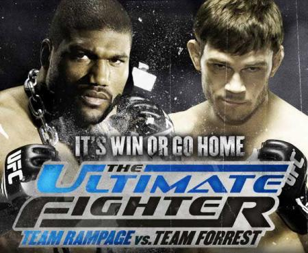 TUF 7 - THE ULTIMATE FIGHTER 7 FINALE