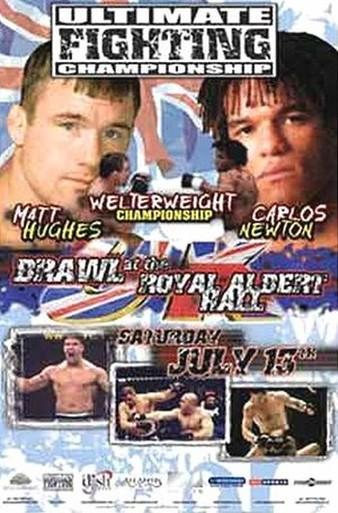 UFC 38 - BRAWL AT THE HALL