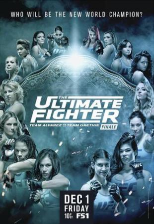 TUF 26 - THE ULTIMATE FIGHTER 26 FINALE