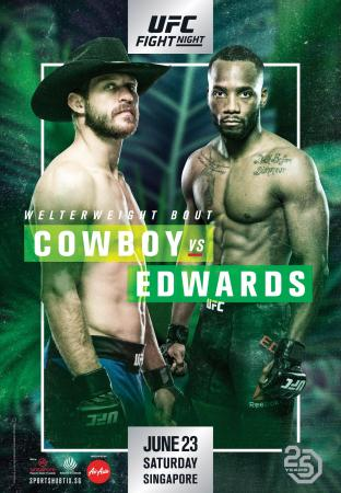 UFC FIGHT NIGHT 132 - CERRONE VS. EDWARDS
