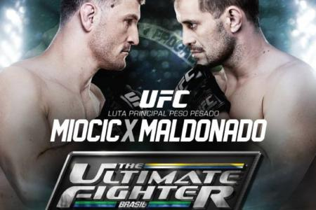 TUF - THE ULTIMATE FIGHTER BRAZIL 3 FINALE