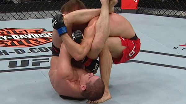 Joe Lauzon contre Marcin Held