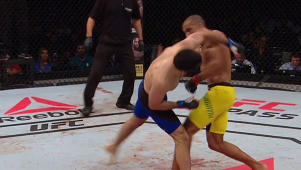 Edson Barboza contre Beneil Dariush