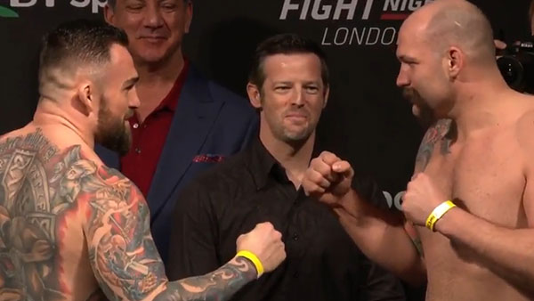 Daniel Omielanczuk contre Timothy Johnson