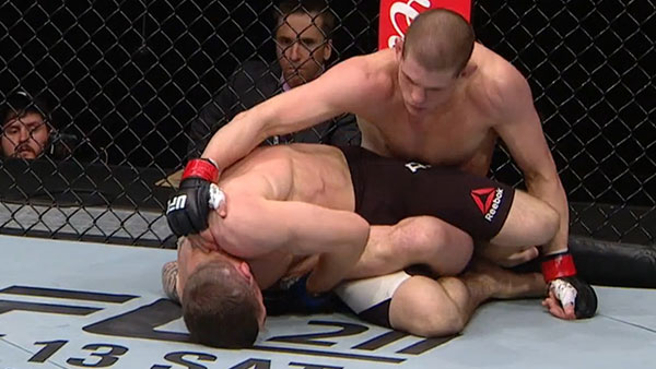 Joe Lauzon contre Steven Ray