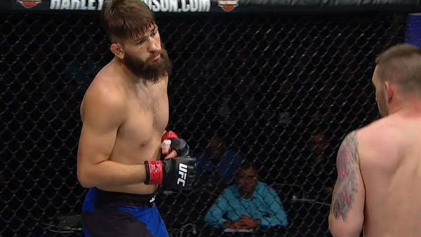 Bryan Barberena contre Joe Proctor
