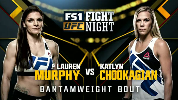 Lauren Murphy contre Katlyn Chookagian