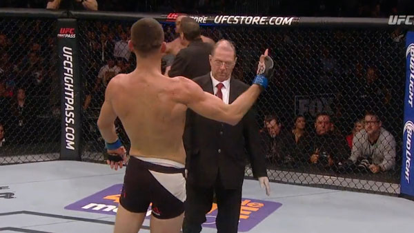 Michael Johnson vs. Nate Diaz