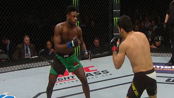 Raphael Assuncao contre Aljamain Sterling
