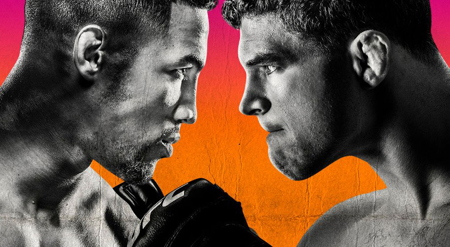 Poster/affiche UFC on Fox 31 - Milwaukee