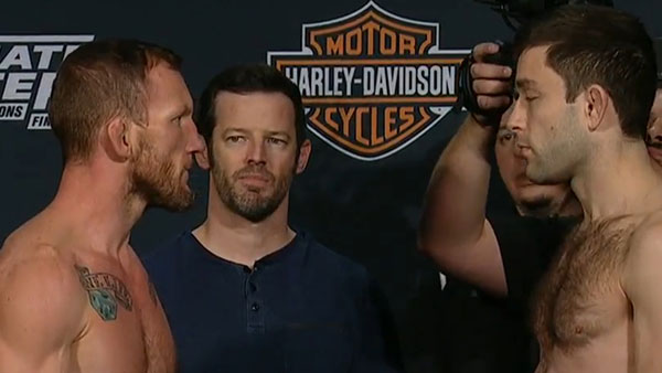 Gray Maynard contre Ryan Hall