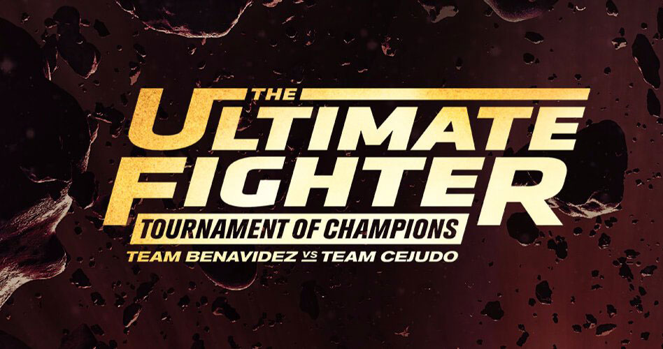 Poster/affiche TUF 24 Finale