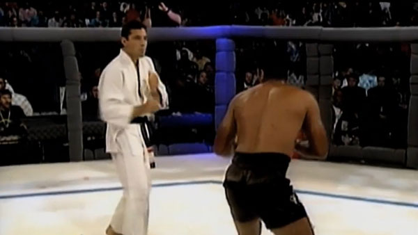 Royce Gracie contre Art Jimmerson