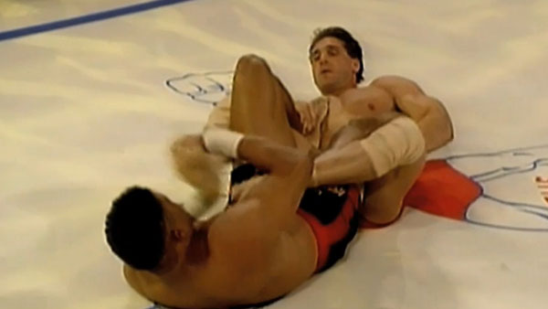 Ken Shamrock contre Patrick Smith