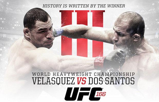 UFC 166 - Les posters et les affiches à Houston - UFC Fans ...  UFC 166 - Les p...