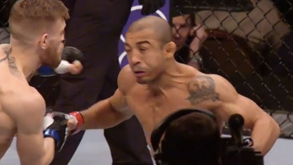 Jose Aldo contre Conor McGregor