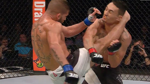 Max Holloway contre Jeremy Stephens