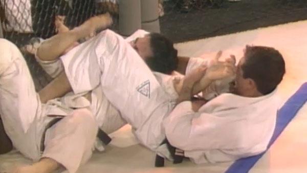 Royce Gracie contre Minoki Ichihara