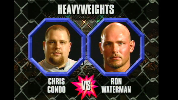 Ron Waterman contre Chris Condo
