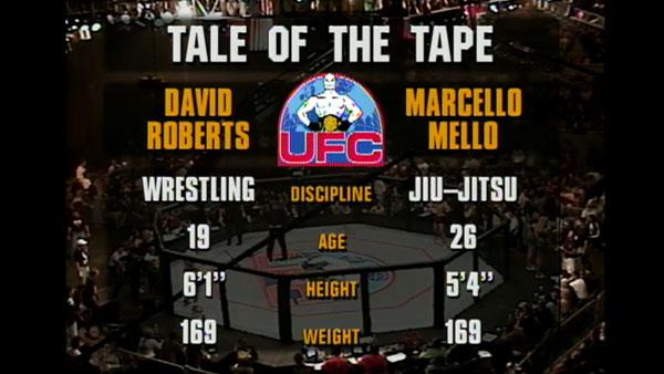 Marcelo Mello contre Dave Roberts
