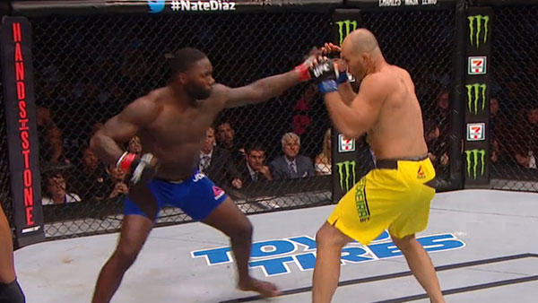 Anthony Johnson contre Glover Teixeira
