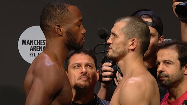 Leon Edwards contre Albert Tumenov
