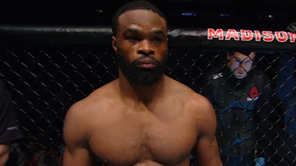 Tyron Woodley contre Stephen Thompson