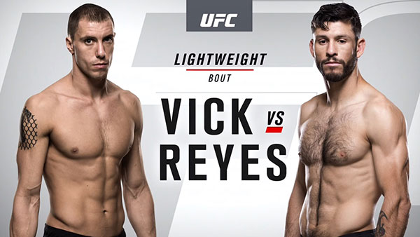 Marco Polo Reyes contre James Vick