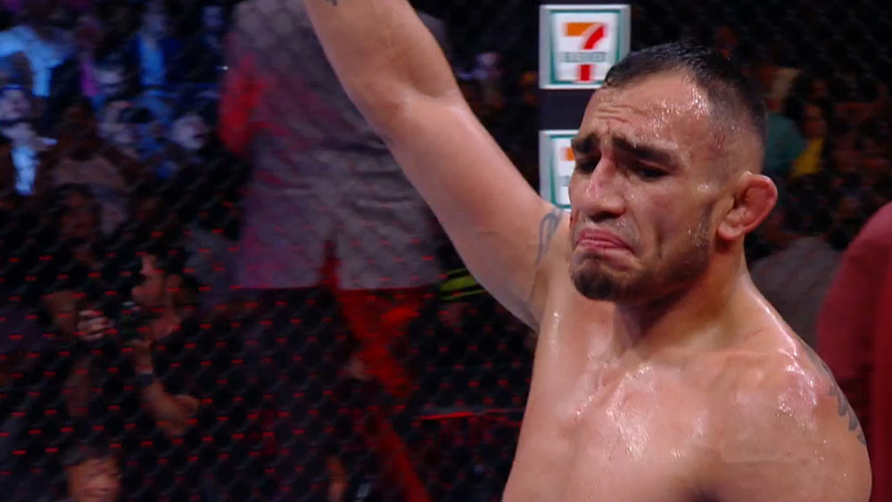 Tony Ferguson contre Kevin Lee