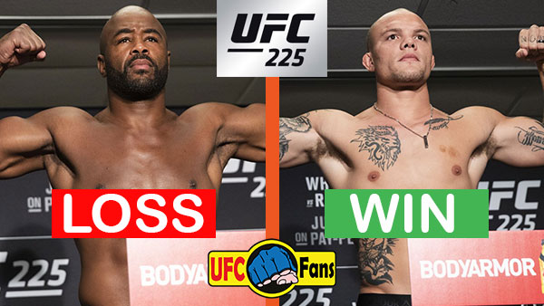 Rashad Evans contre Anthony Smith
