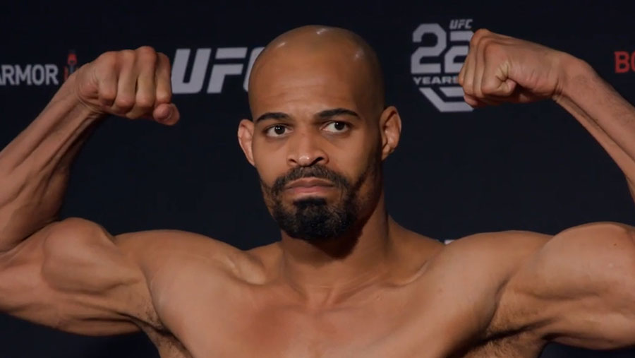 David Branch contre Jared Cannonier