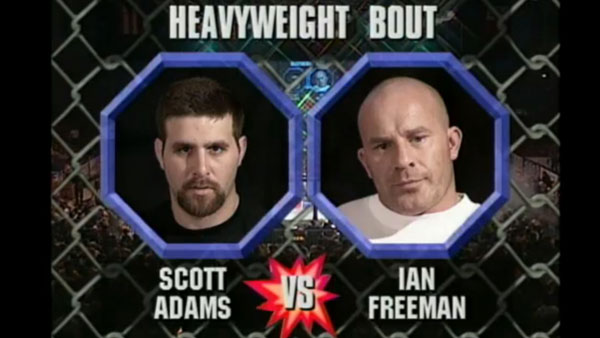Scott Adams contre  Ian Freeman